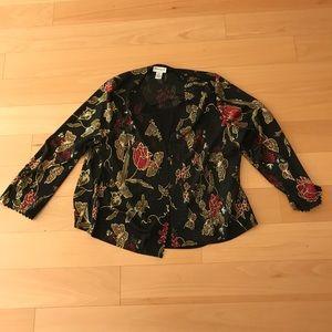 Serengeti blouse